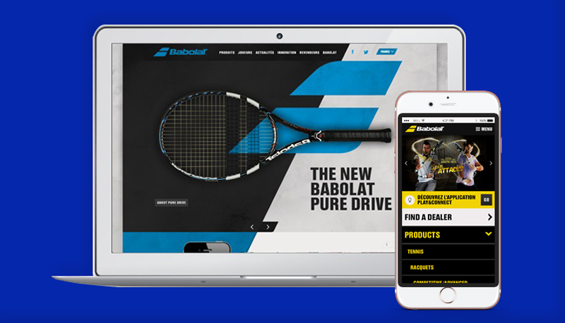 babolat application play and connect