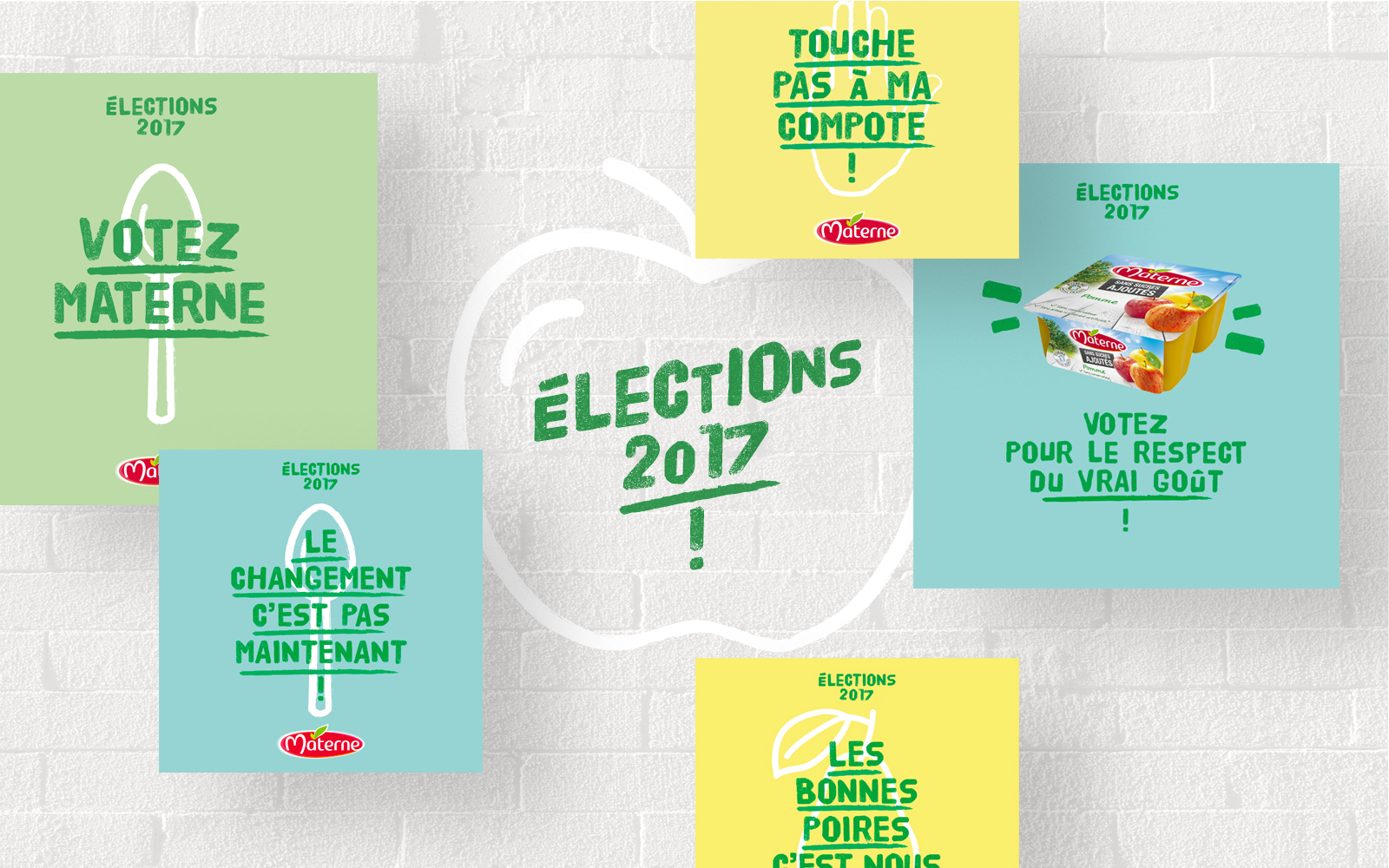 materne elections campagne